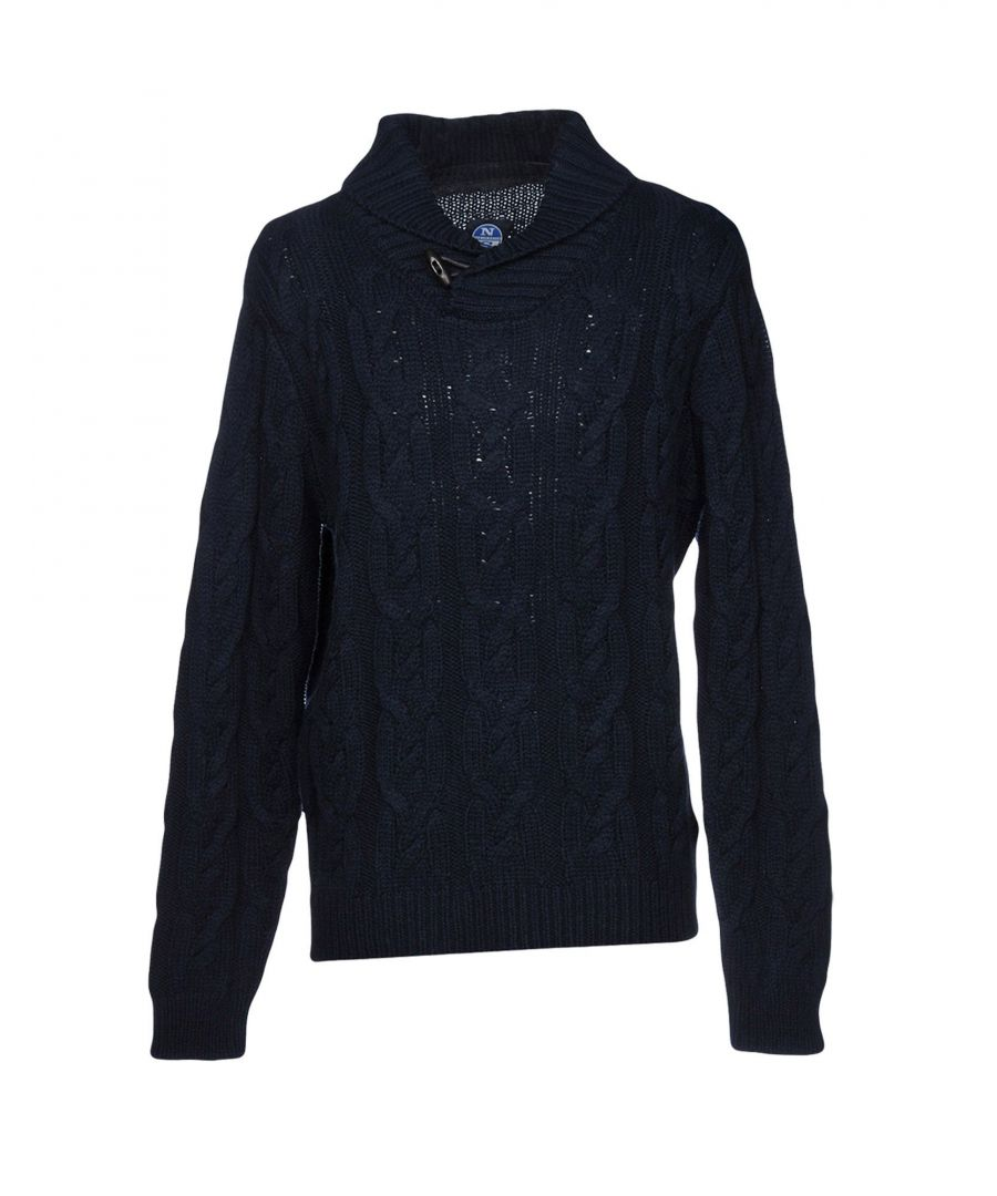 Image for North Sails Man Jumpers Dark blue Acrilyc