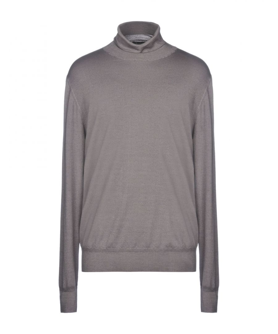 Image for Berluti Dove Grey Wool Knit Jumper