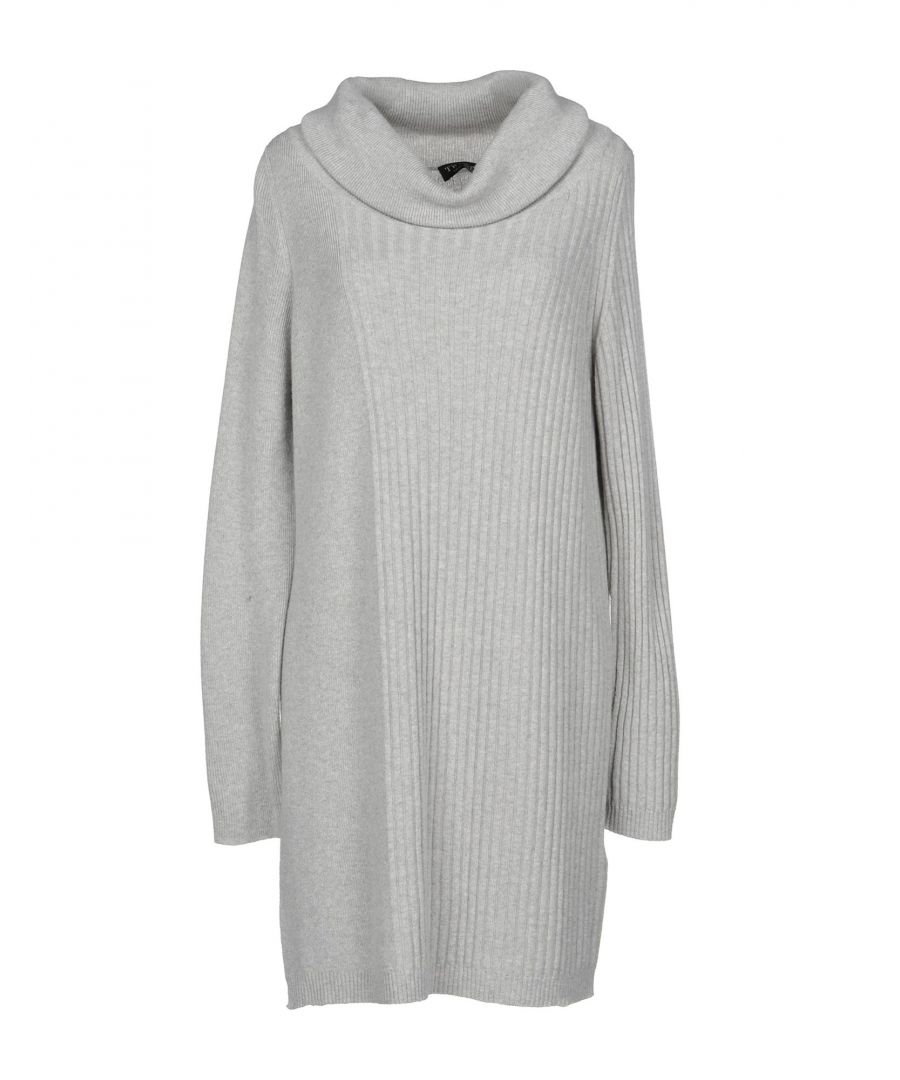 Image for Twinset Light Grey Wool Jumper