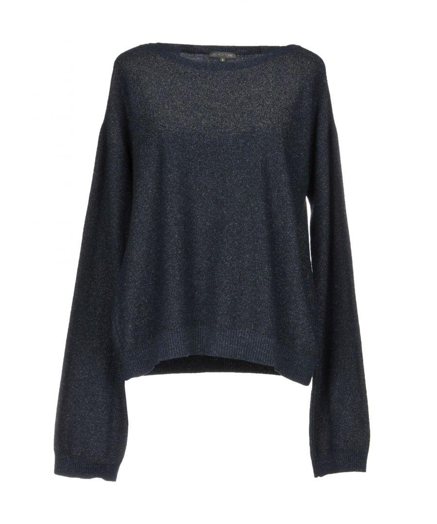 Image for Scaglione Dark Blue Wool Jumper