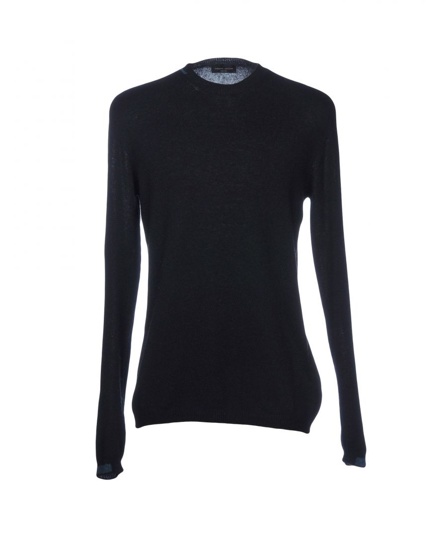 Image for KNITWEAR Roberto Collina Black Man Cashmere