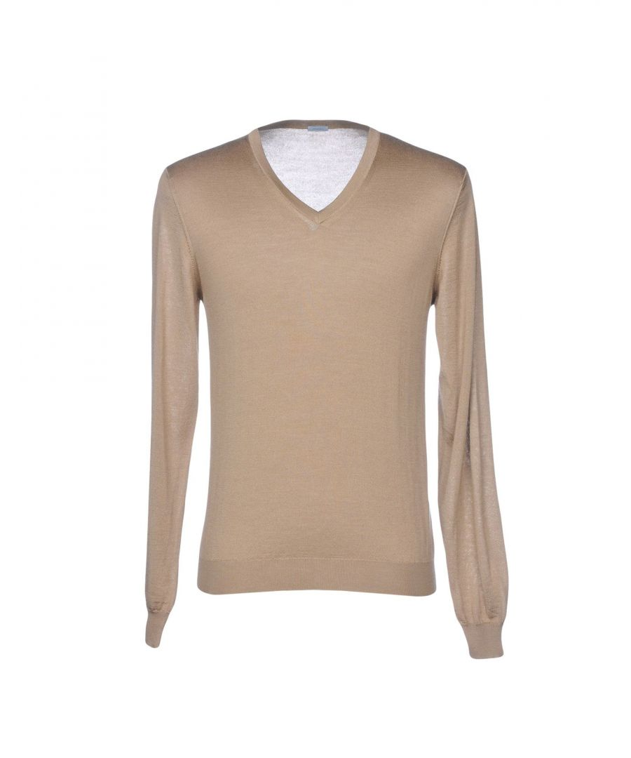 Image for KNITWEAR Malo Sand Man Cashmere