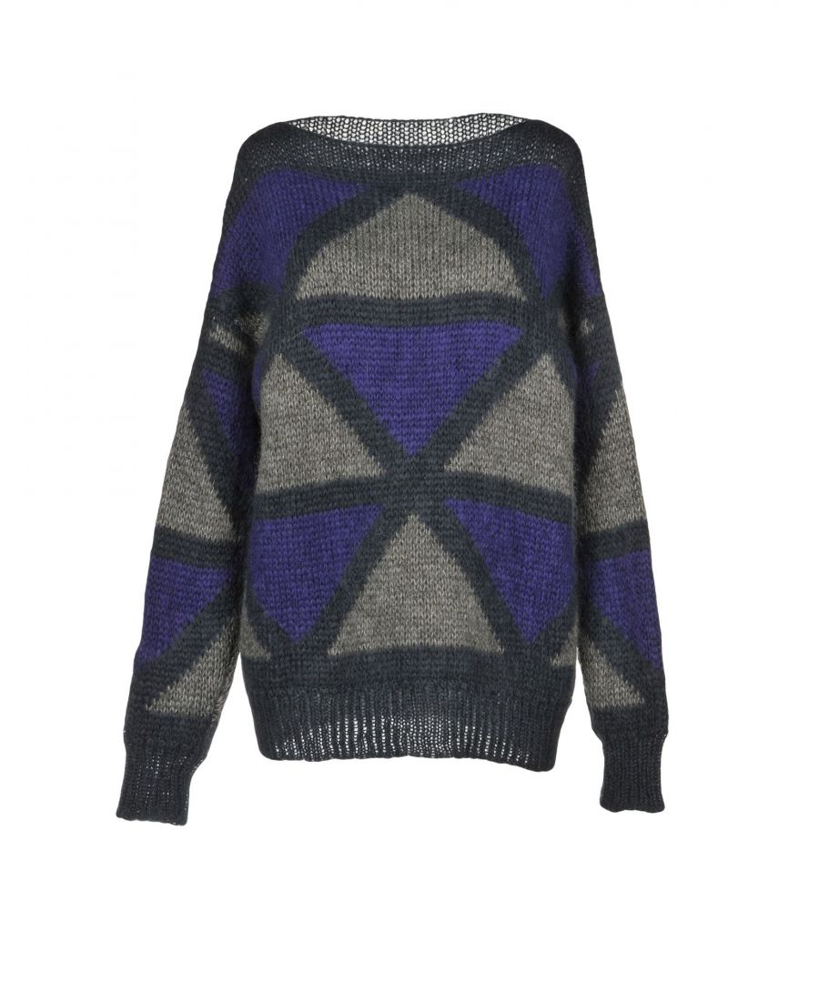 Image for Roberto Collina Lead Mohair wool Pullover