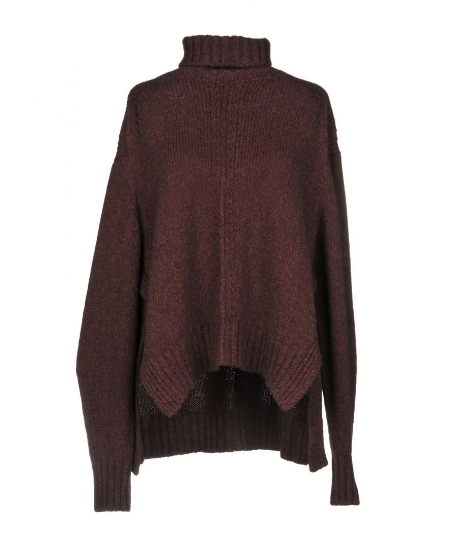 Image for Isabel Marant Maroon Wool Knit Jumper