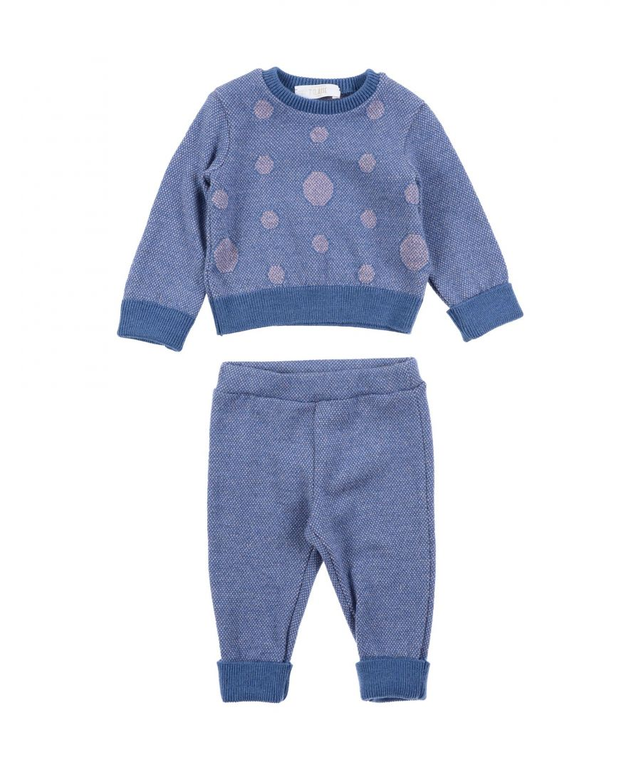 Image for BODYSUITS & SETS Girl Alviero Martini 1A Classe Slate blue Cotton
