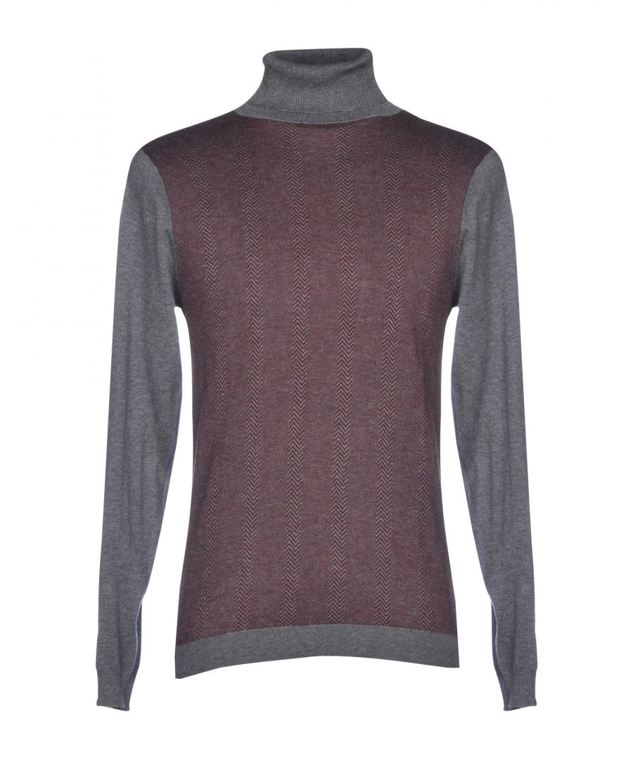 Image for At.P.Co Maroon Cotton Knit Jumper