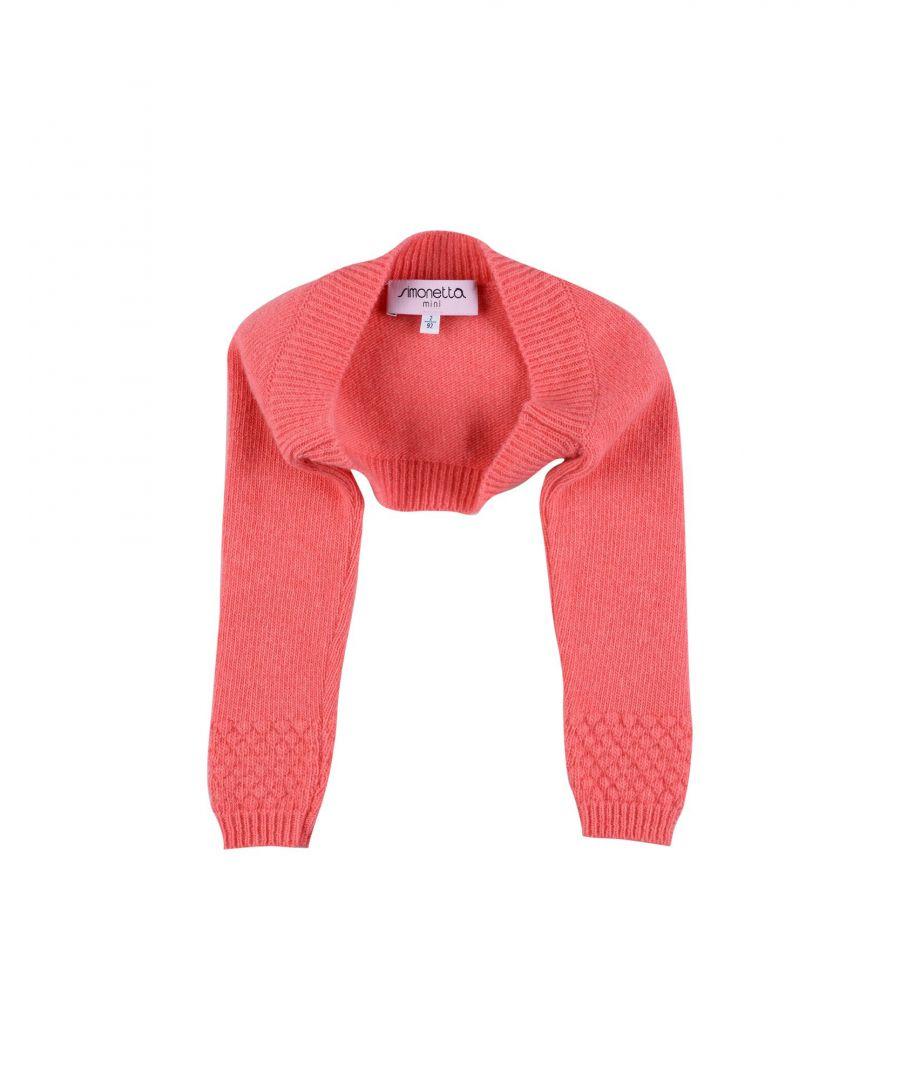 Image for KNITWEAR Girl Simonetta Mini Fuchsia Wool