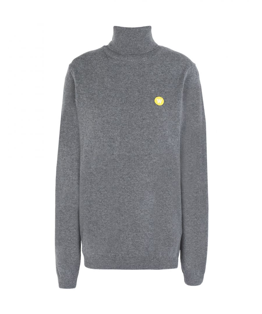 Image for Wood Wood Lead Lambswool Lightweight Knit Jumper