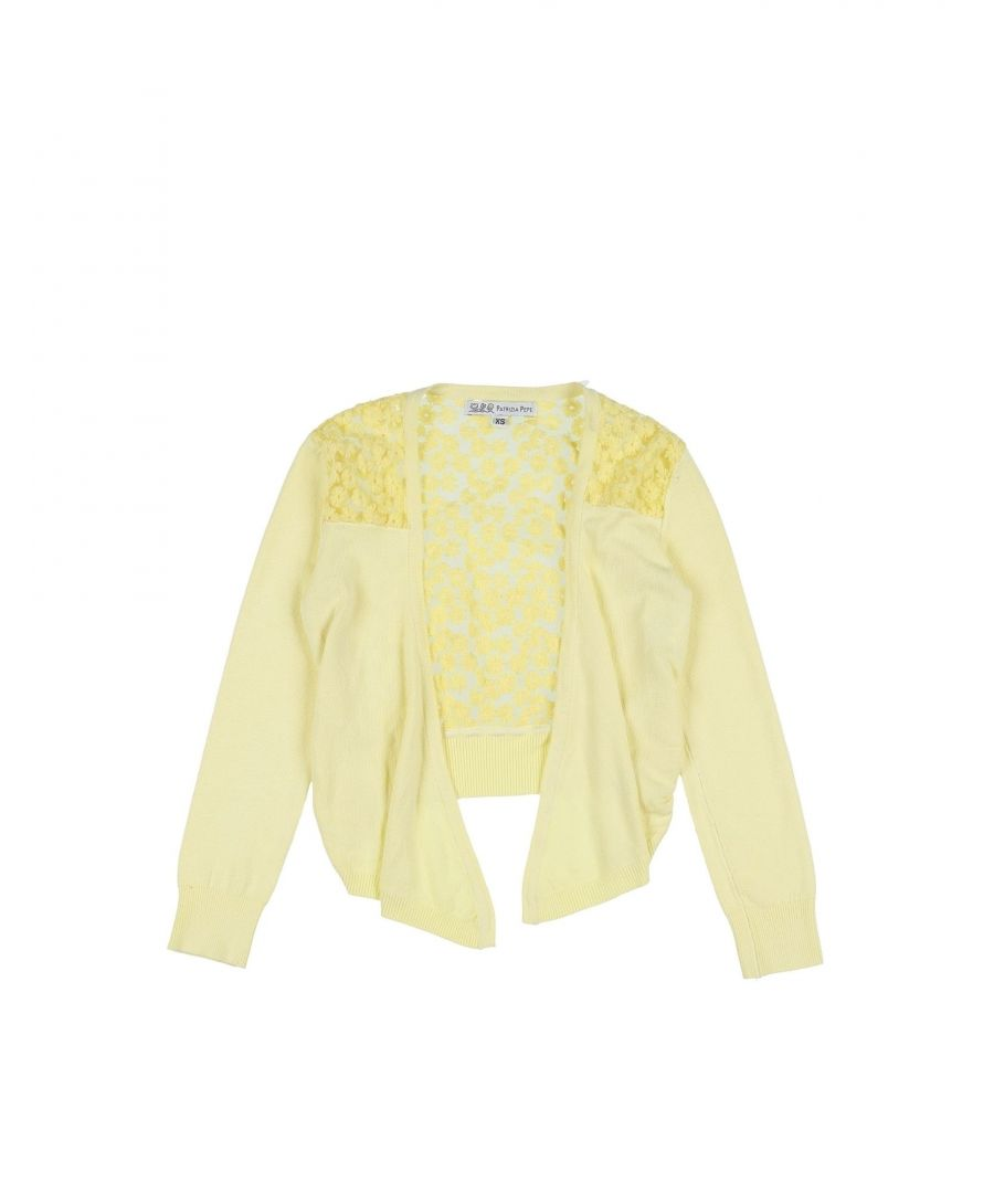 Image for KNITWEAR Patrizia Pepe Yellow Girl Rayon