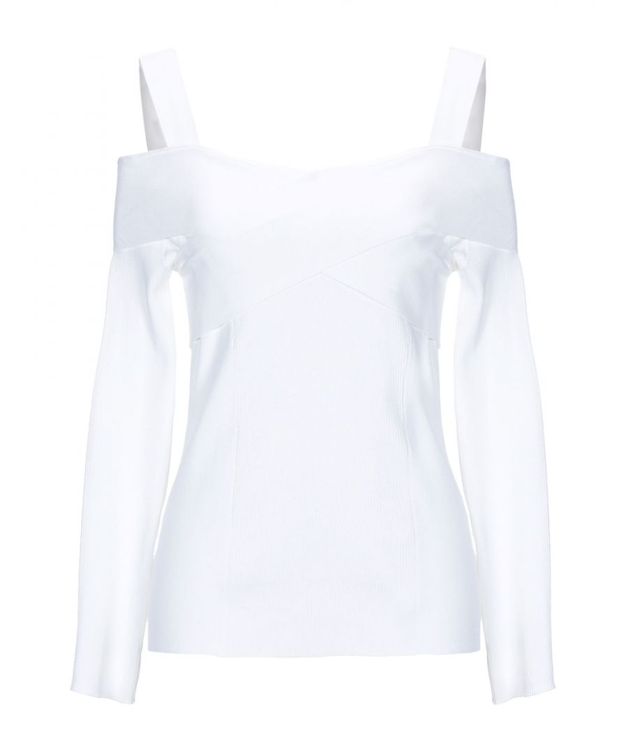Image for Tom Ford White Knit Jumper