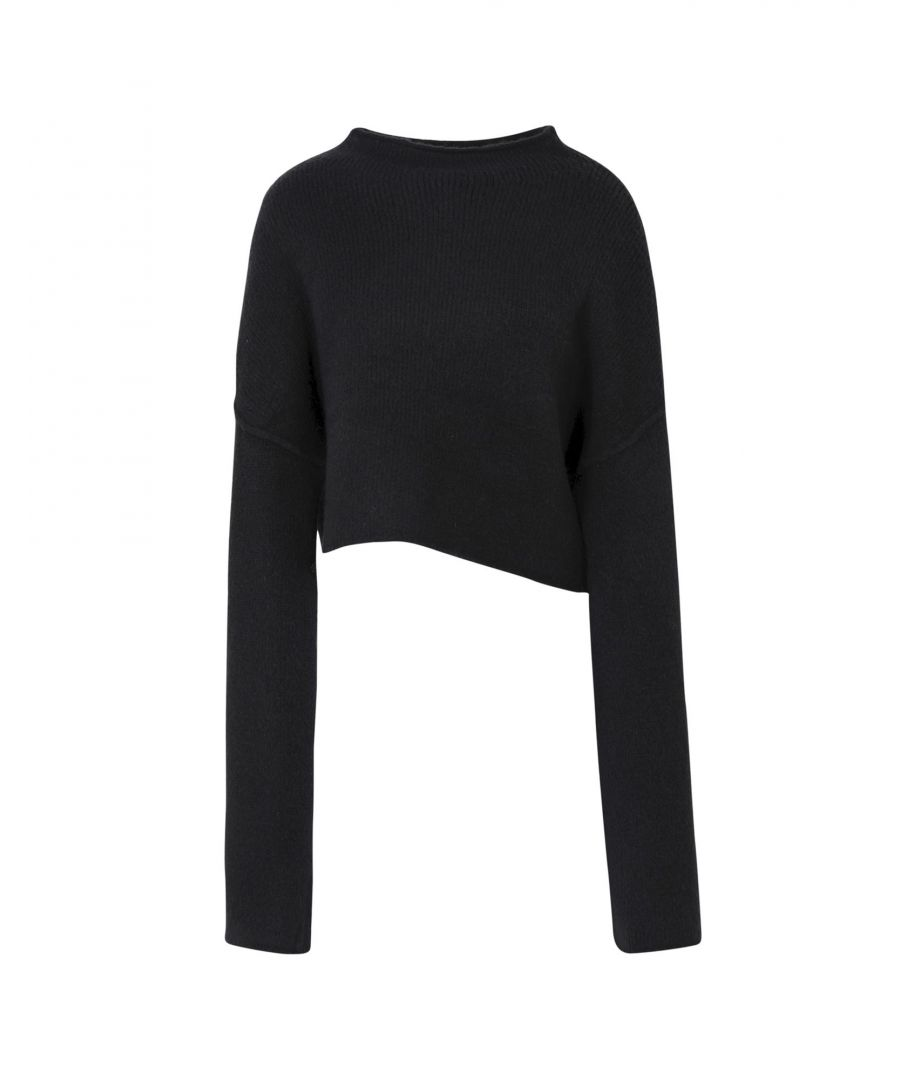 Image for Free People Black Knit Jumper