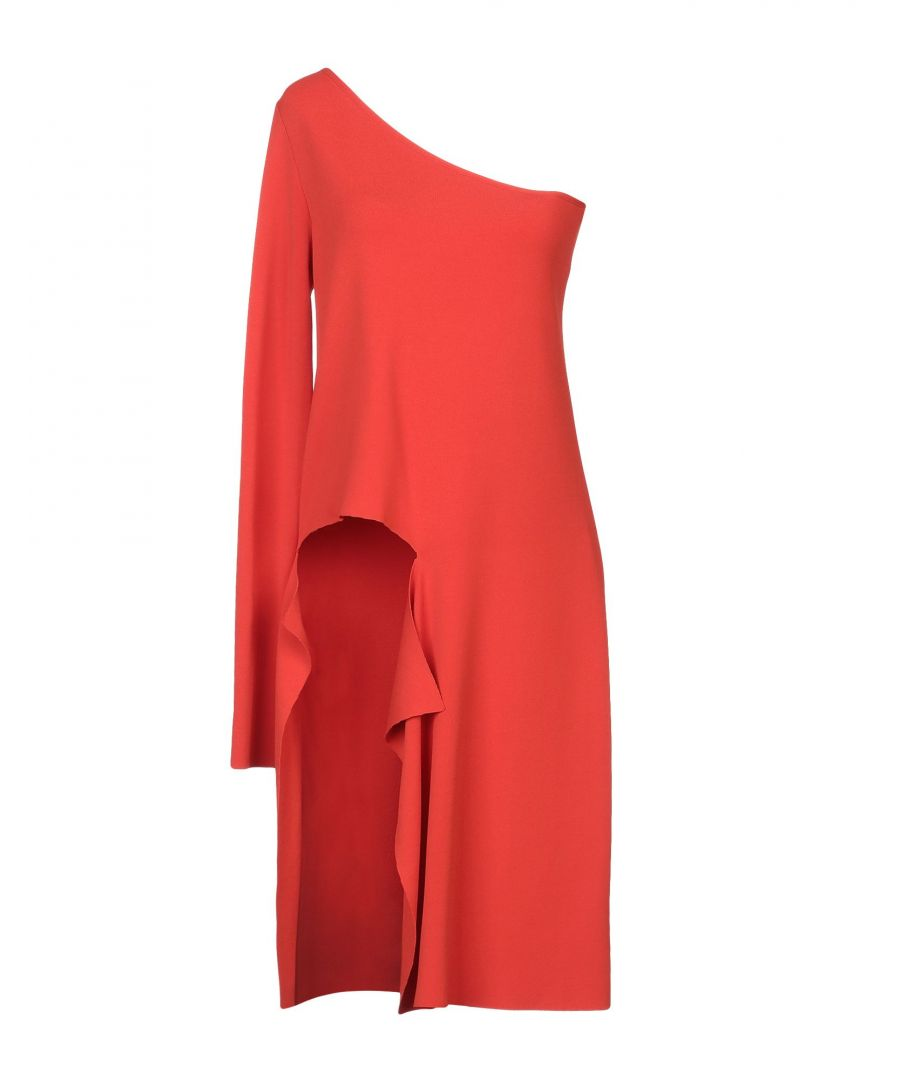 Image for Mrz Coral Lightweight Knit Asymmetrical Jumper