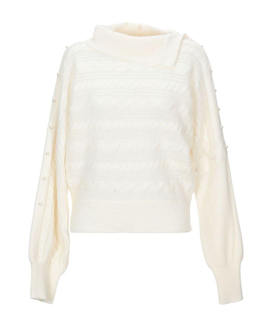 Image for KNITWEAR Woman Philosophy Di Lorenzo Serafini White Virgin Wool