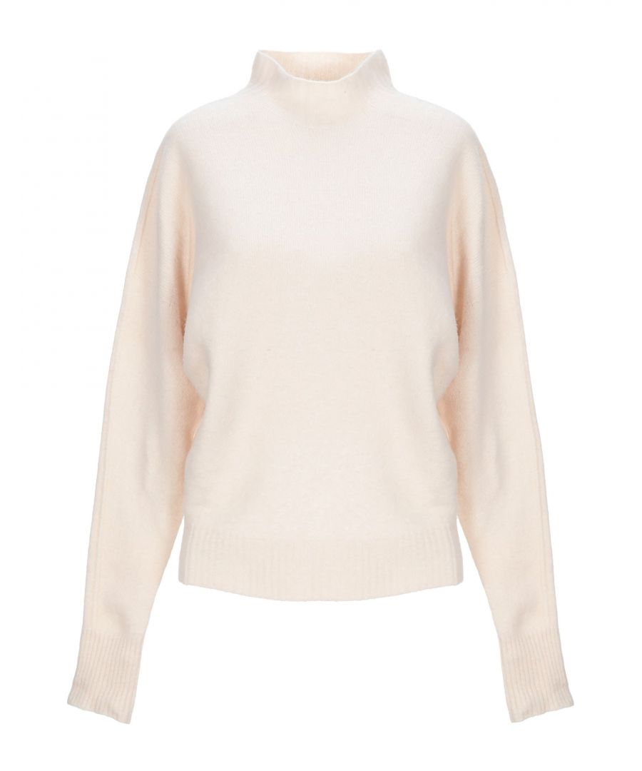 Image for Pinko Women's Turtlenecks Light Pink Wool