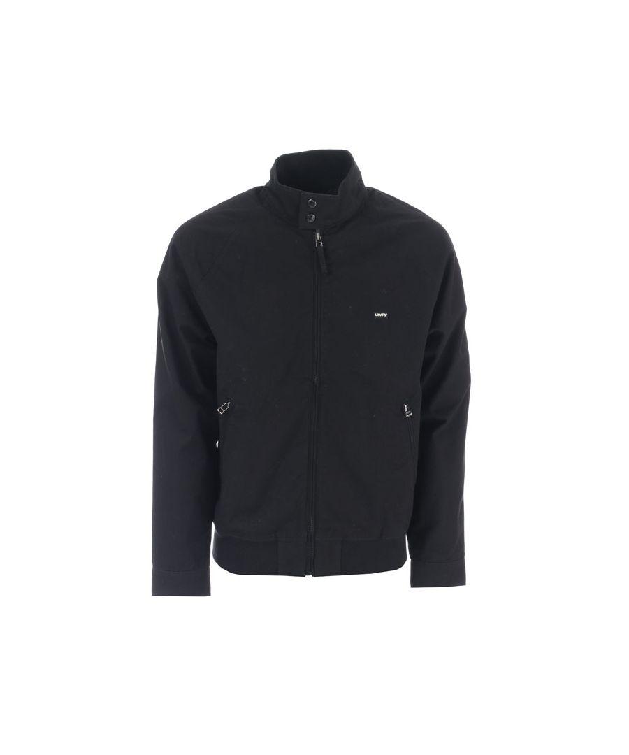 Image for Men's Levis Harrington Jacket in Black