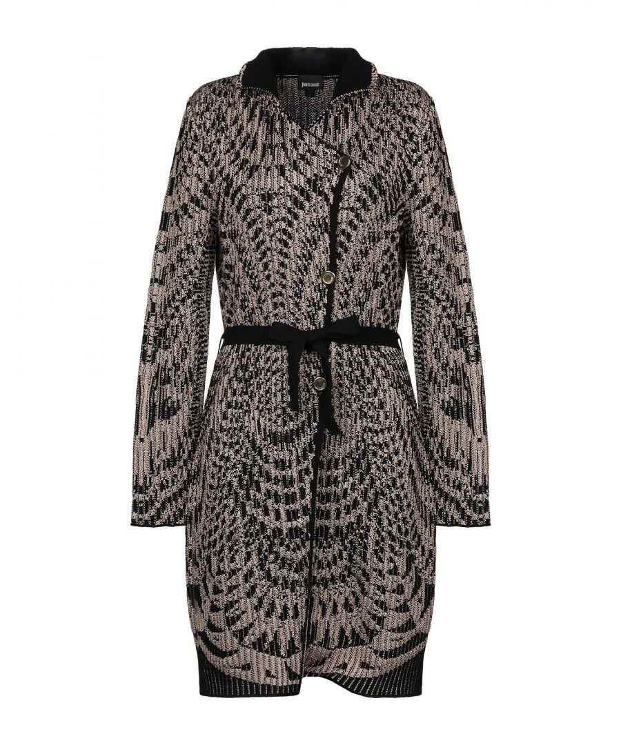 Image for Just Cavalli Woman Cardigans Black Viscose