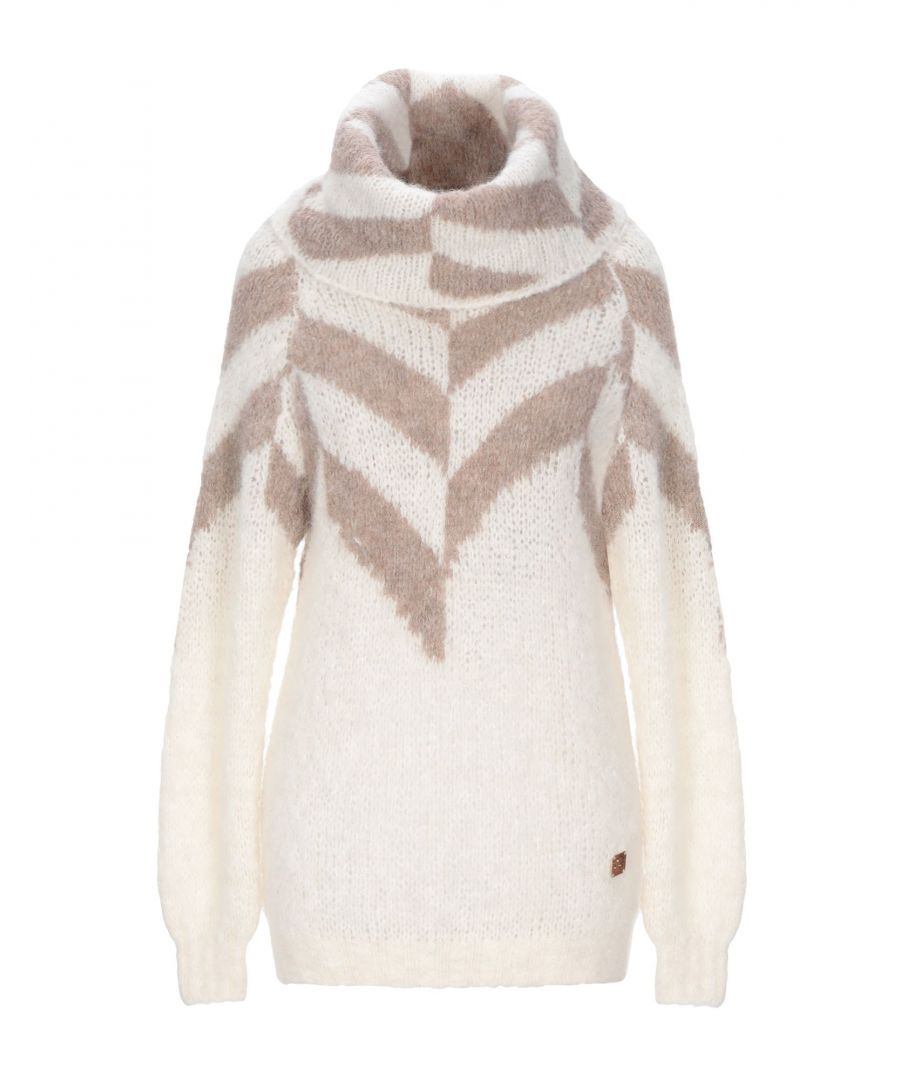 Image for Peuterey Ivory Alpaca Jumper