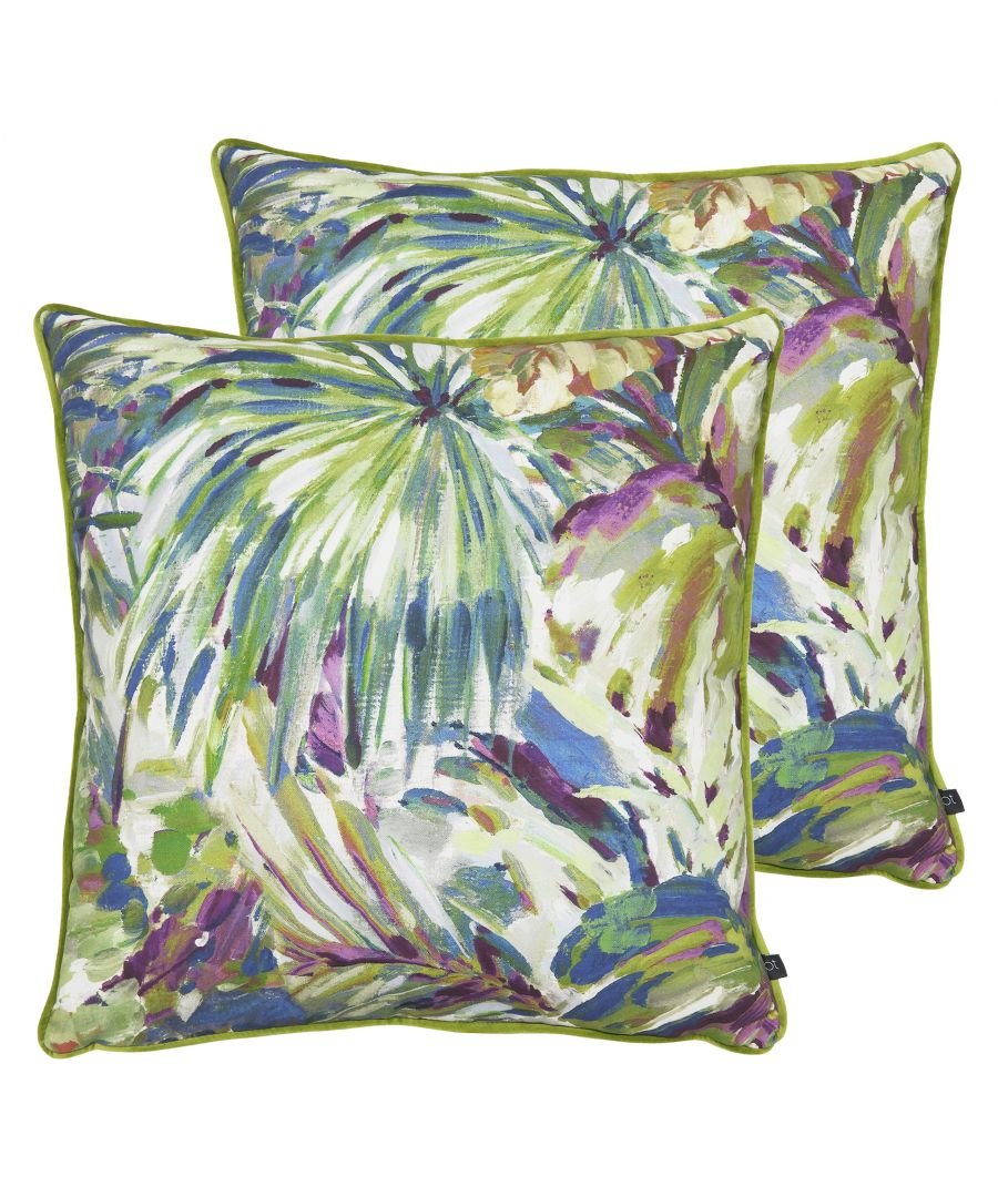 Image for Palmyra Cushions (Twin Pack)