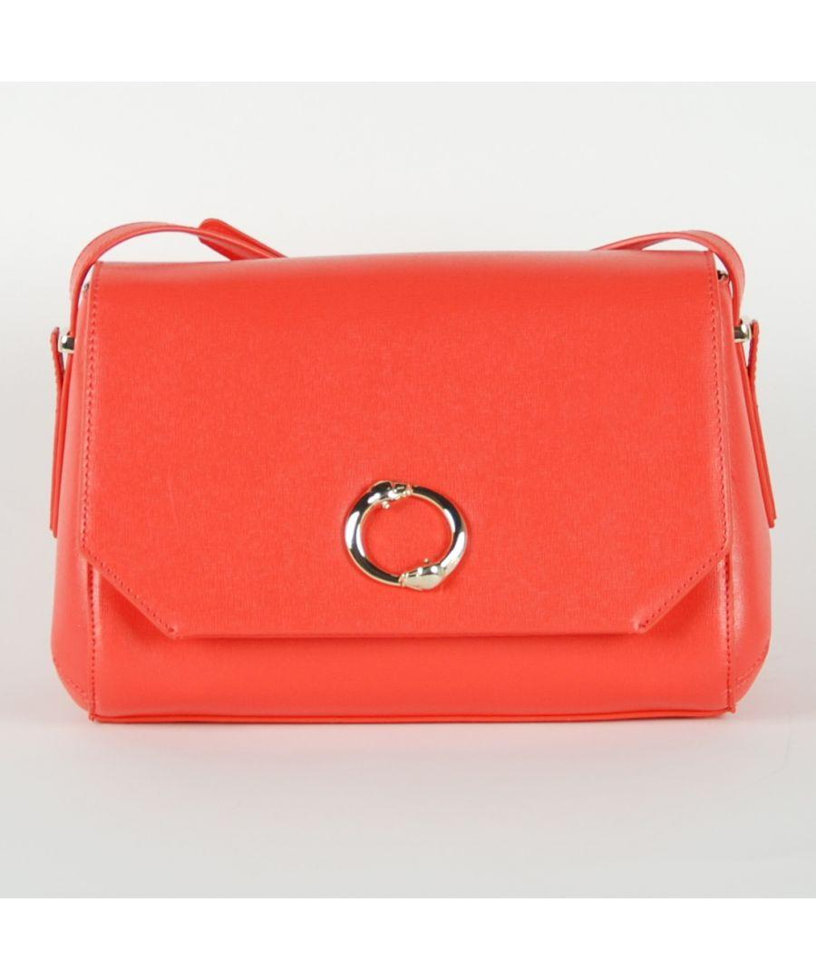 Image for Cavalli Class Coral Shoulder Bag