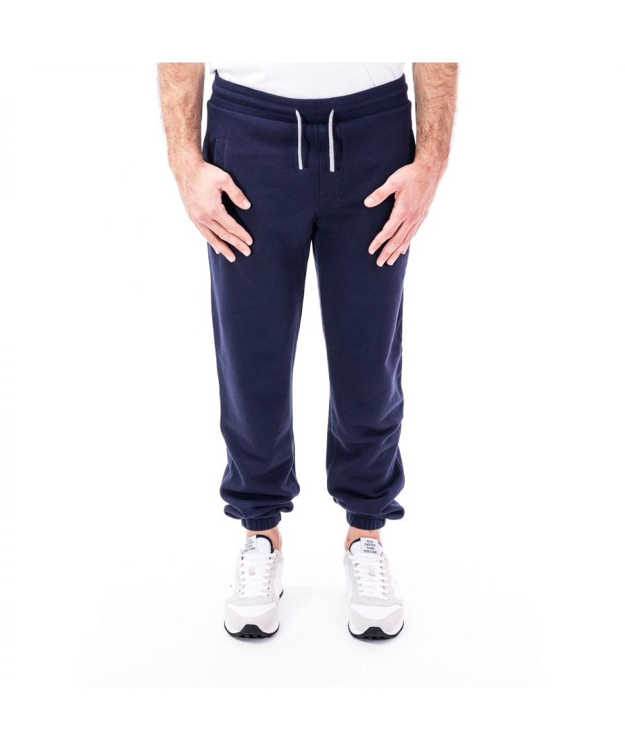 Image for SUN 68 MEN'S F3012407 BLUE COTTON JOGGERS
