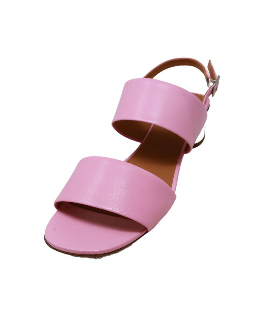 Image for Clergerie Paris Women's Leonie Agneau Pigment Ankle-High Leather Heel - 8M
