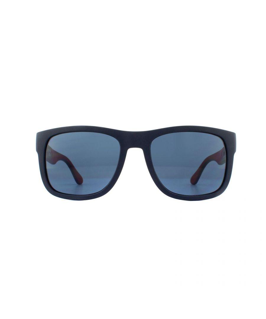 Image for Tommy Hilfiger Sunglasses Th 1556/S 8Ru Ku Blue Blue 53mm