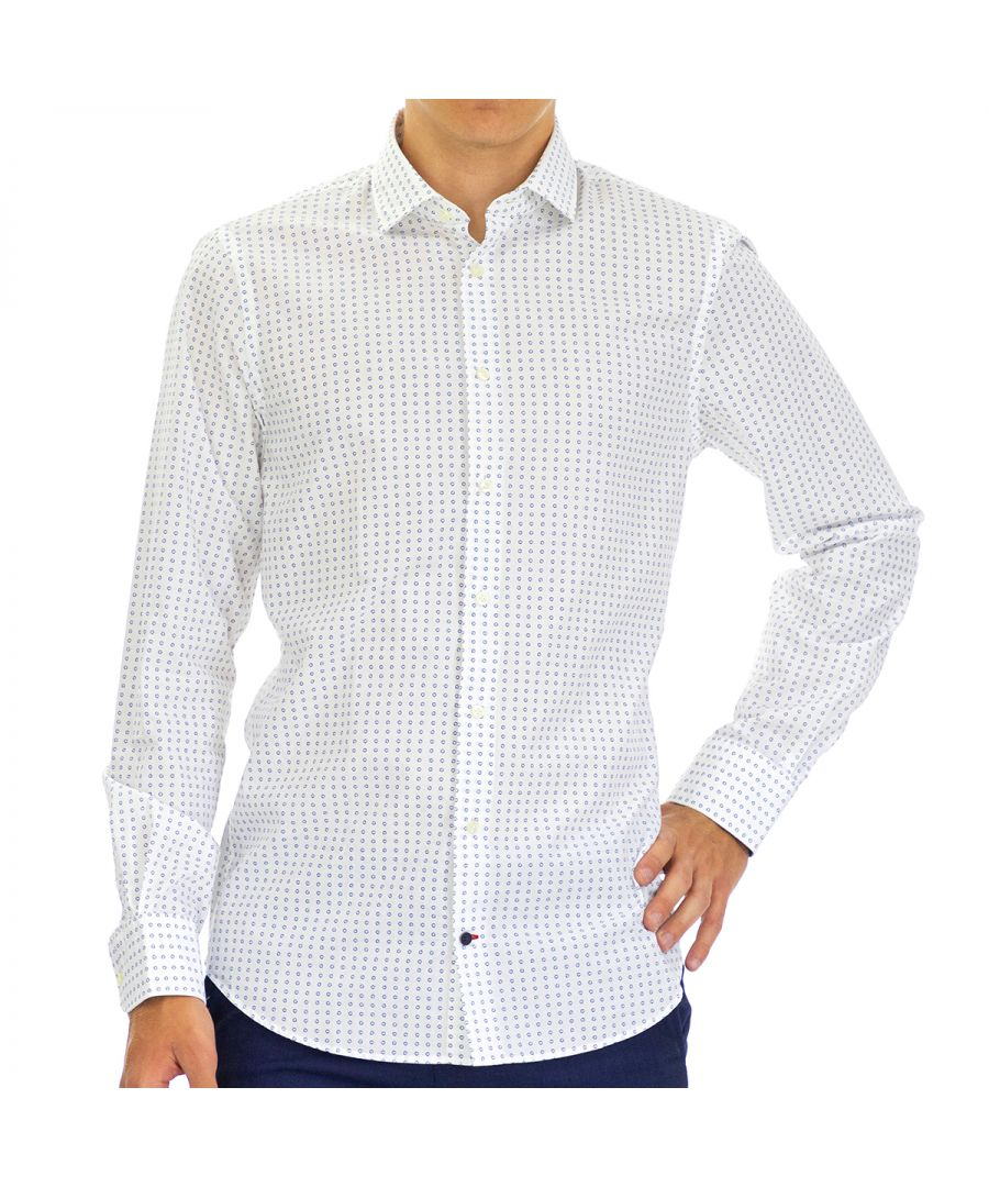 Image for Tommy Hilfiger Men's Shirt in White
