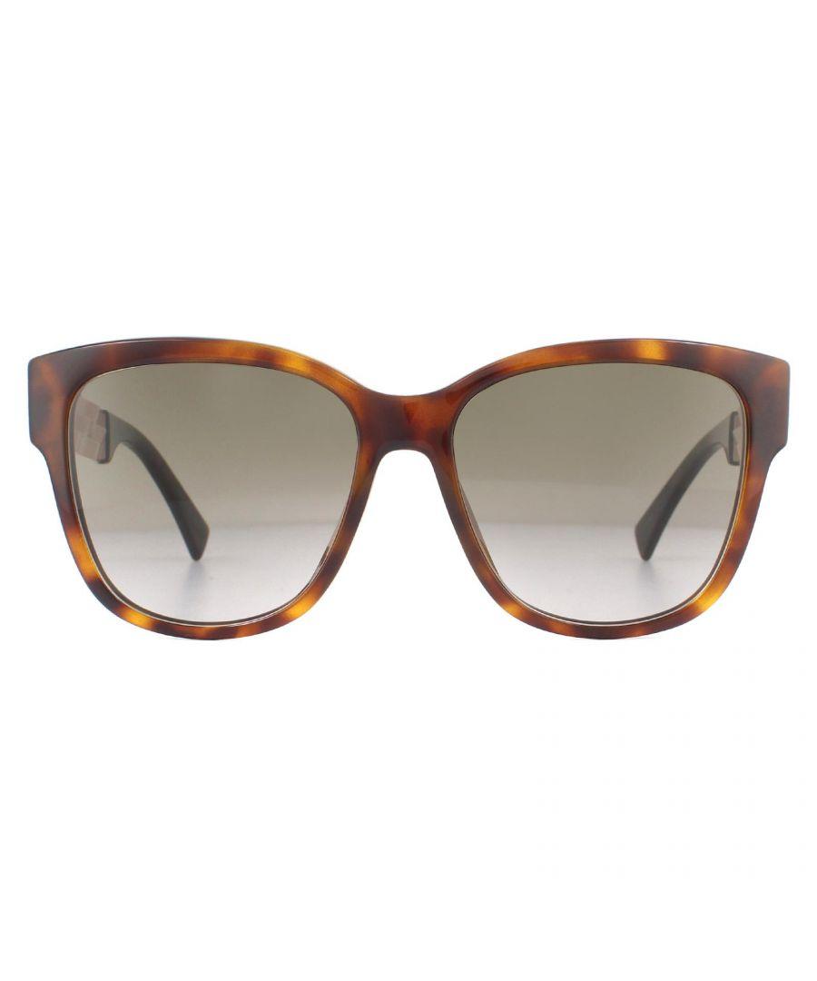 Image for Dior Sunglasses Dior Ribbon 1N S5M HA Havana and Pink  Brown Gradient