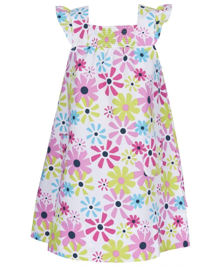 Image for Trespass Lilyann Floral Print Dress
