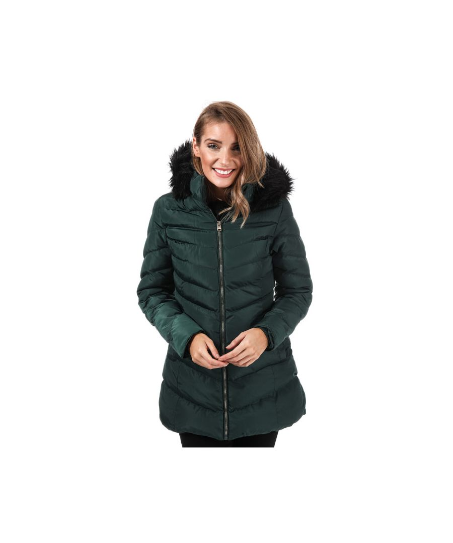 Image for Women's Tokyo Laundry Lotus Jacket in Green