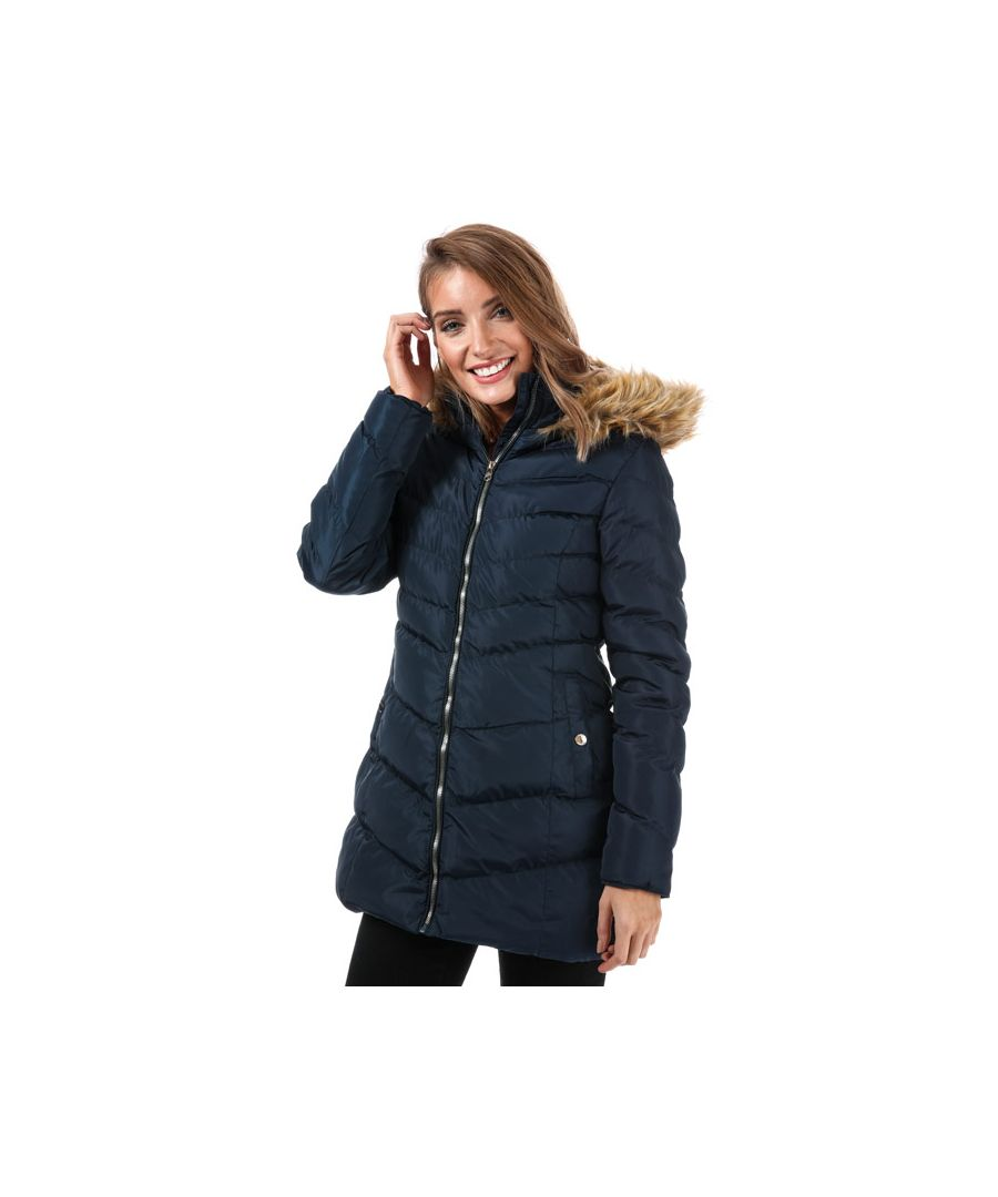 Image for Women's Tokyo Laundry Lotus Jacket in Navy
