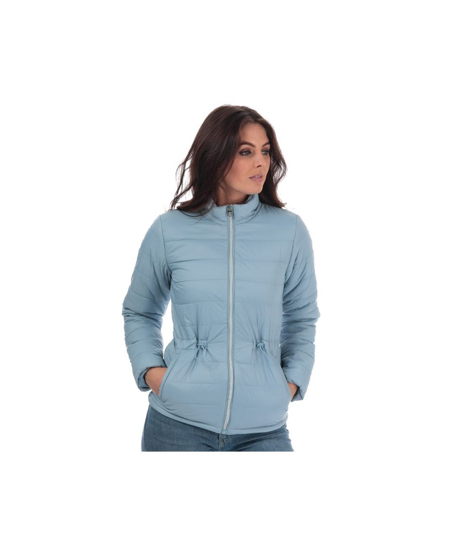 Image for Women's Tokyo Laundry Syros Light Packaway Jacket in Blue