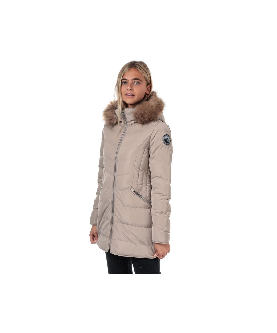 Image for Women's Tokyo Laundry Jaboris Jacket in Stone