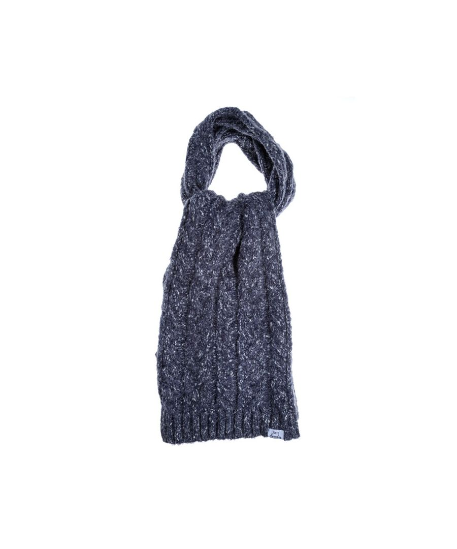 Image for Accessories Tokyo Laundry Billie Scarf in Blue Marl