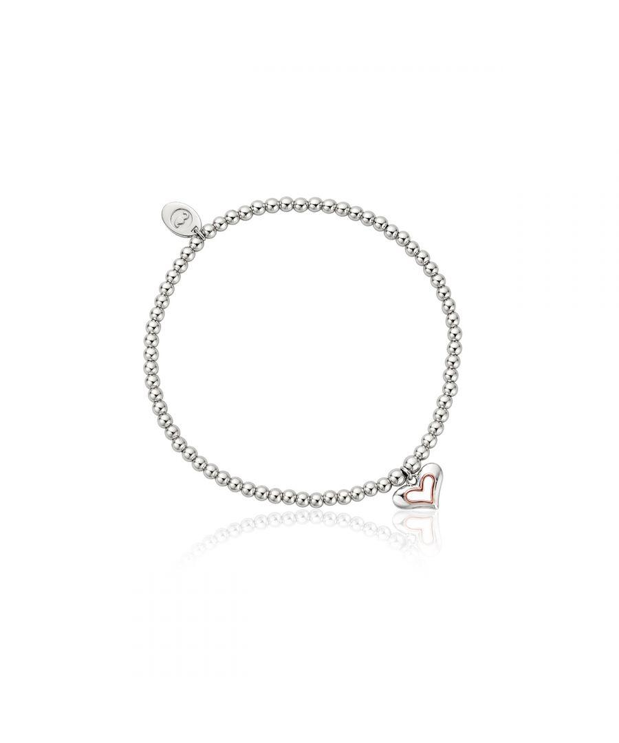 Image for Together Forever Affinity Bead Bracelet 16.5-17.5cm