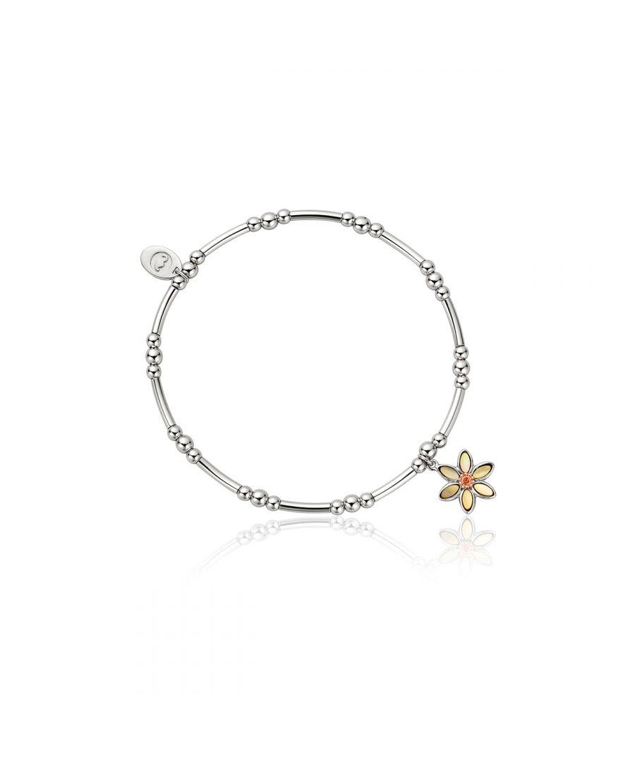 Image for Daffodil Affinity Bead Bracelet 16.5-17.5cm