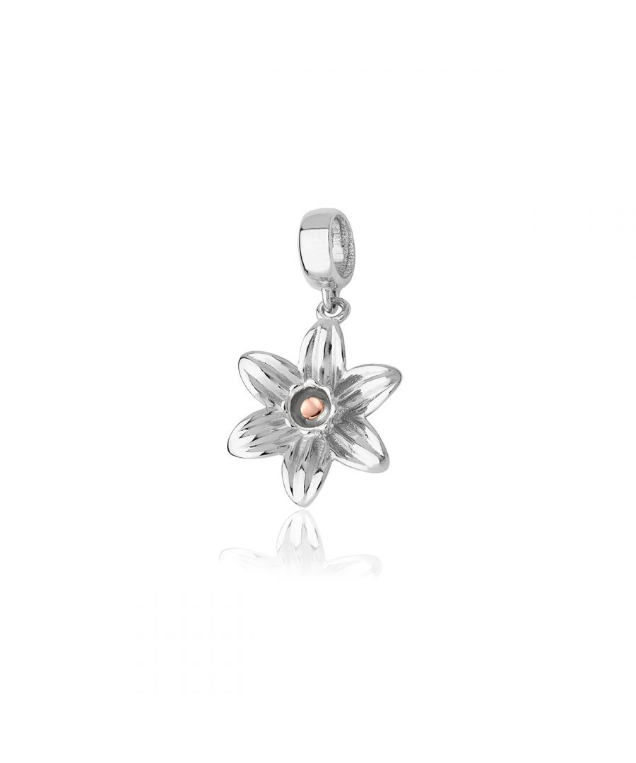 Image for Daffodil Milestones Bead Charm