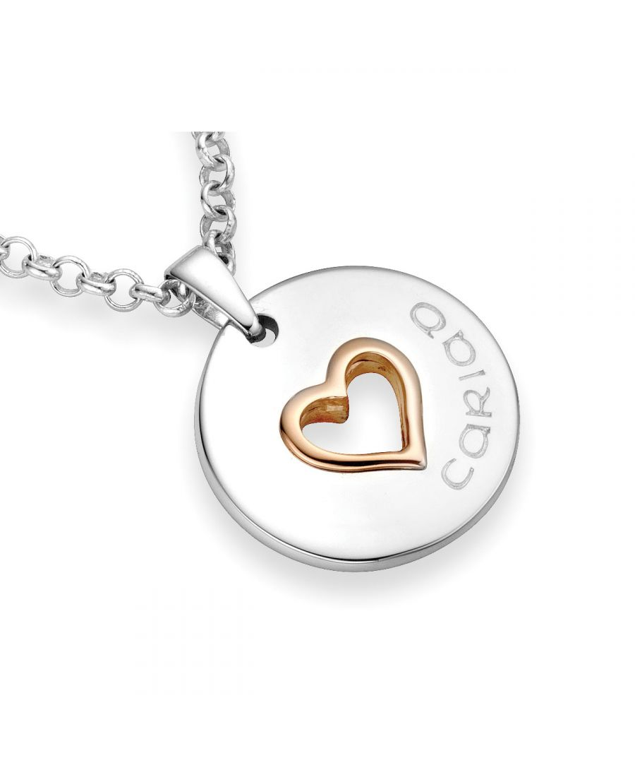 Image for Take My Heart Pendant (Cariad)