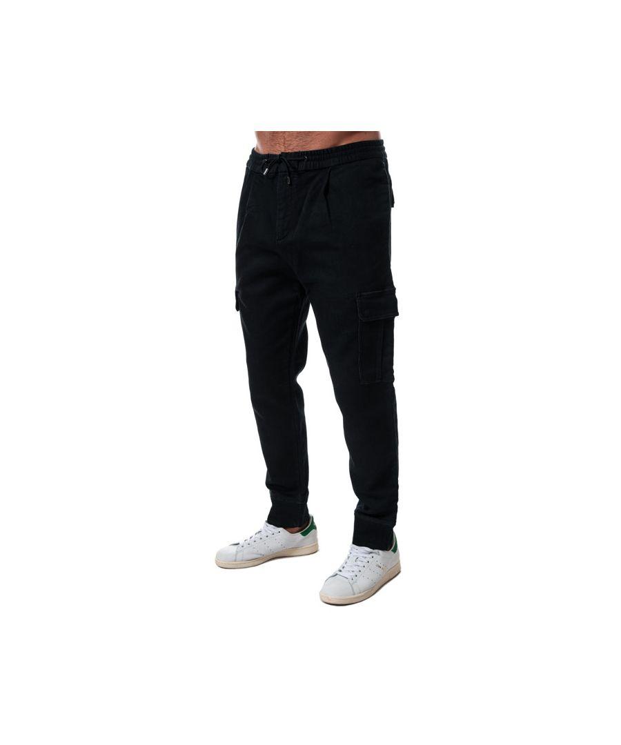 Image for Men's Armani Denim Jog Pants in Denim