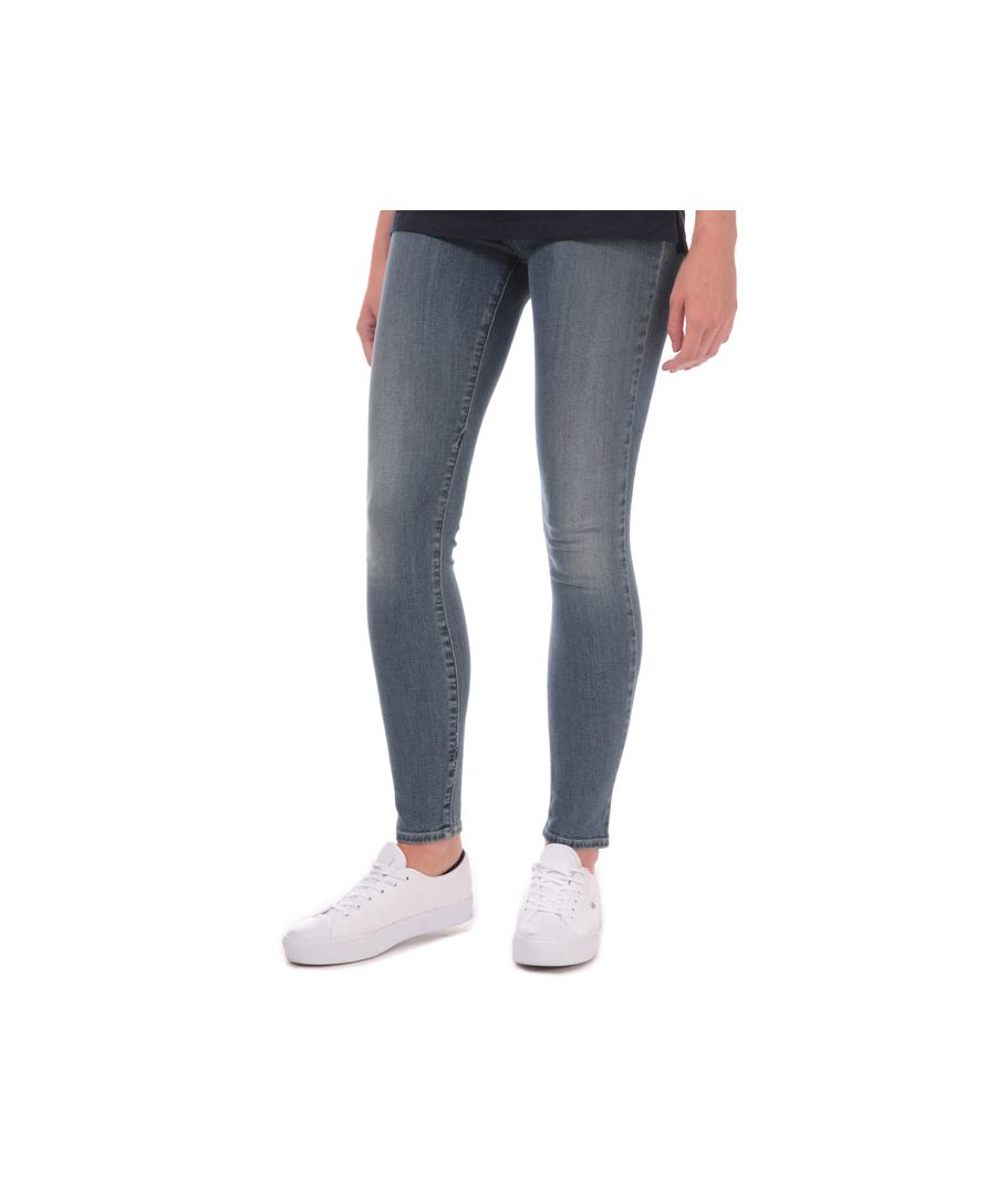 Image for Women's Armani J20 Skinny Ft Jeans in Denim