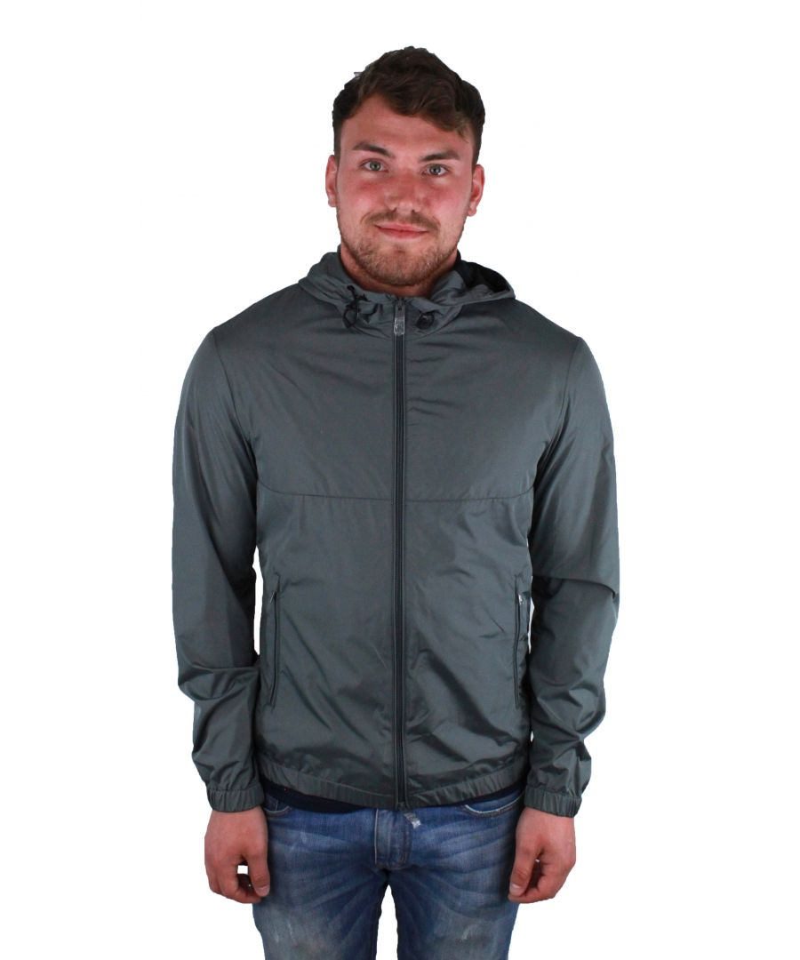 Image for Emporio Armani 3Z1BA8 1NSFZ 0620 Grey Jacket