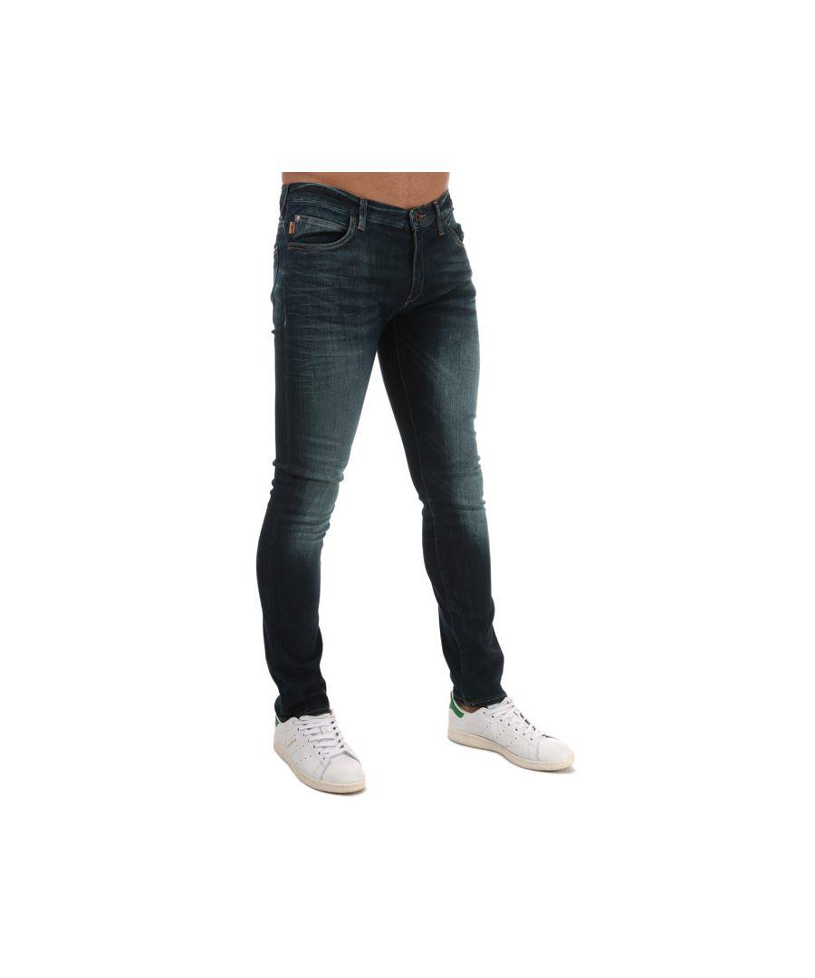 Image for Men's Armani J10 Extra Slim Fit Jeans in Denim