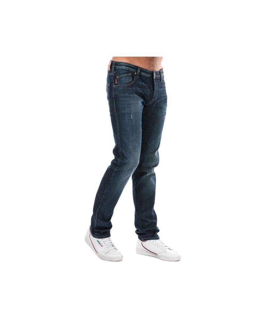 Image for Men's Armani J20 Extra Slim Fit Jeans in Denim