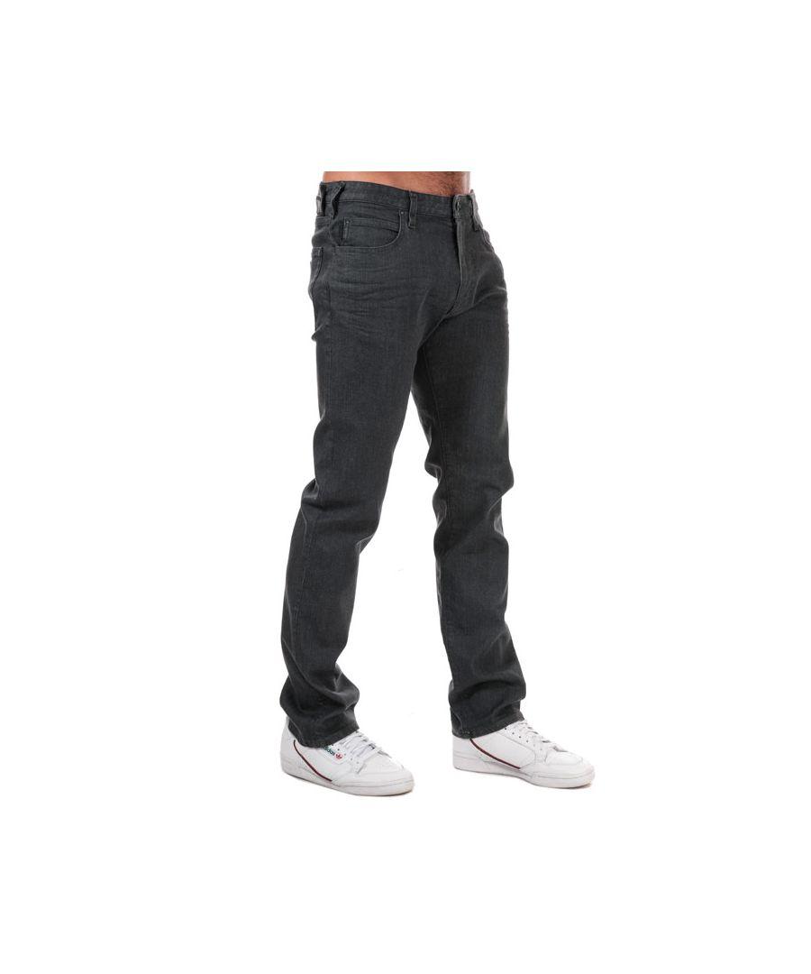 Image for Men's Armani J45 Slim Fit Jeans in Denim