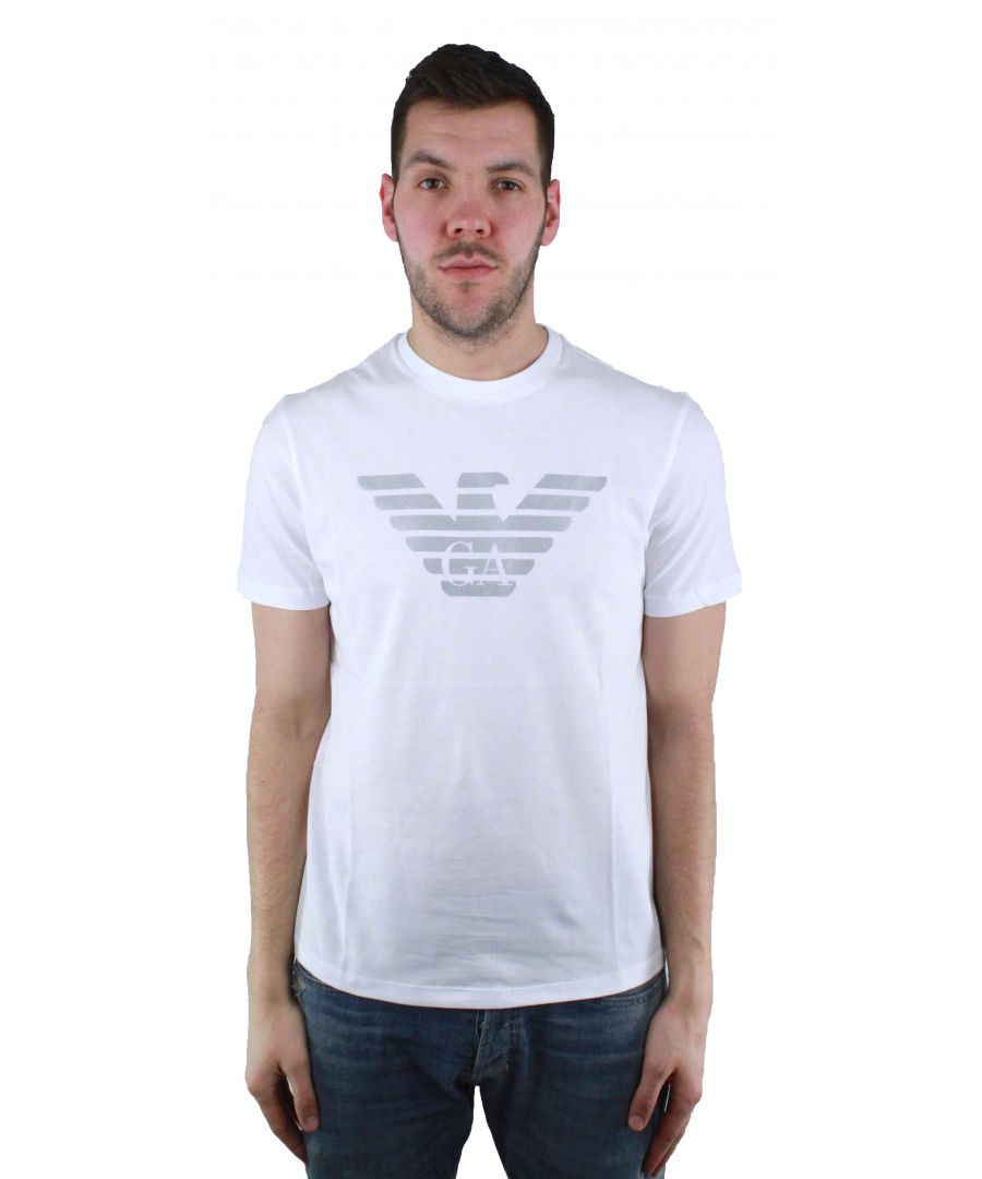 Image for Emporio Armani 3Z1T88 1J00Z 0100 T-Shirt