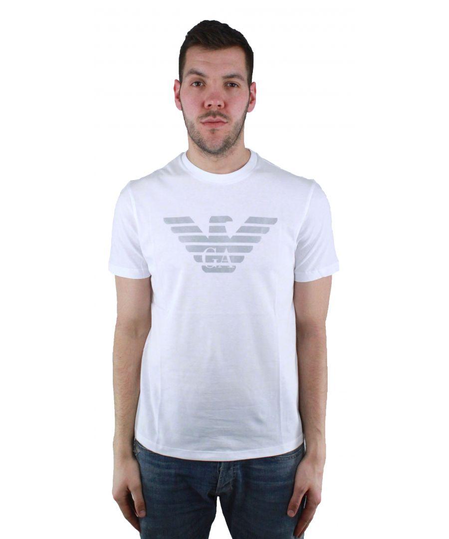 Image for Emporio Armani 3Z1T88 1J00Z 0100 T-Shirt