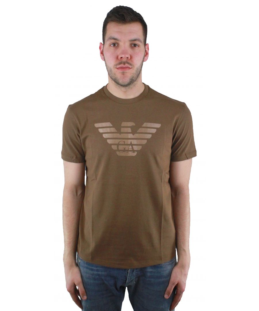 Image for Emporio Armani 3Z1T88 1J00Z 0480 T-Shirt