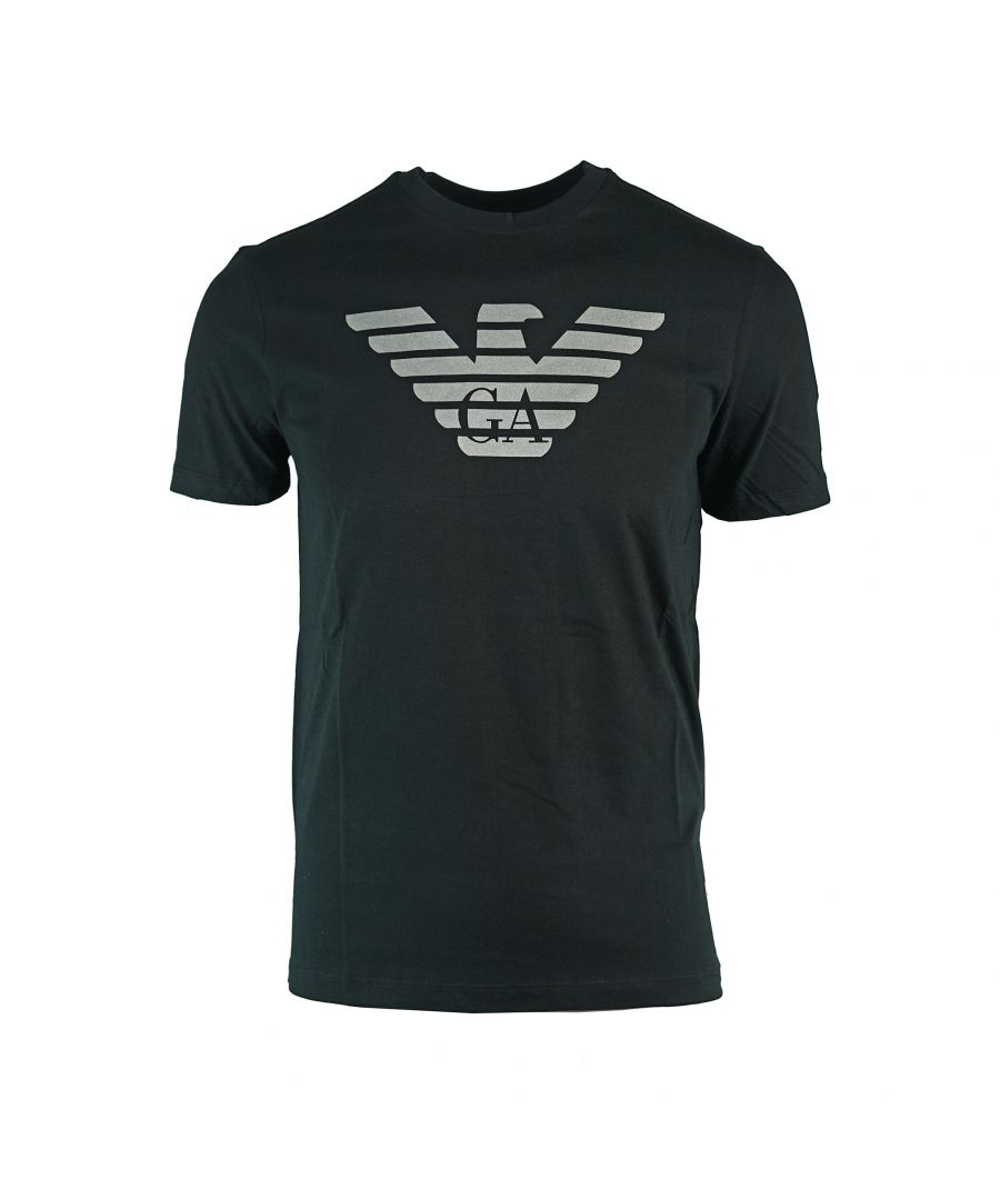 Image for Emporio Armani 3Z1T88 1J00Z 0999 T-Shirt