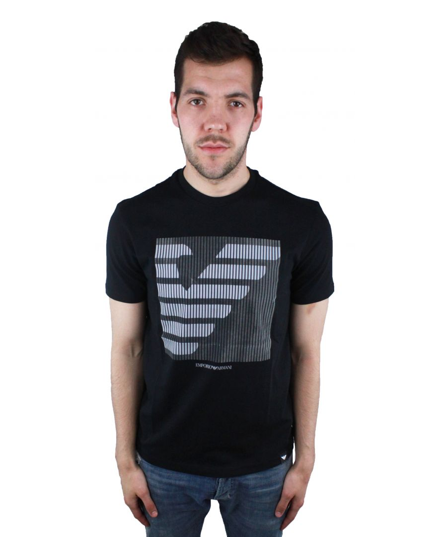 Image for Emporio Armani 3Z1T89 1J00Z 0999 T-Shirt