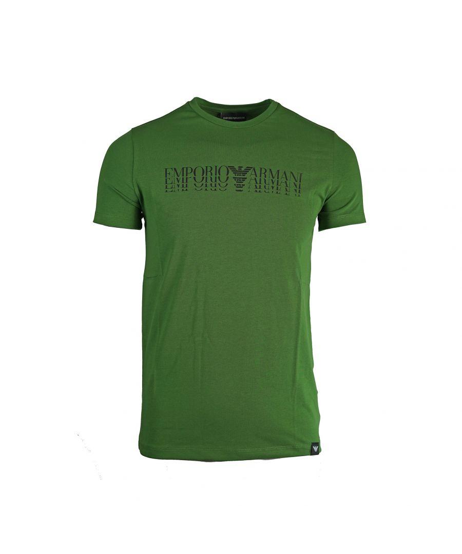 Image for Emporio Armani 3Z1T92 1J0AZ 0534 T-Shirt